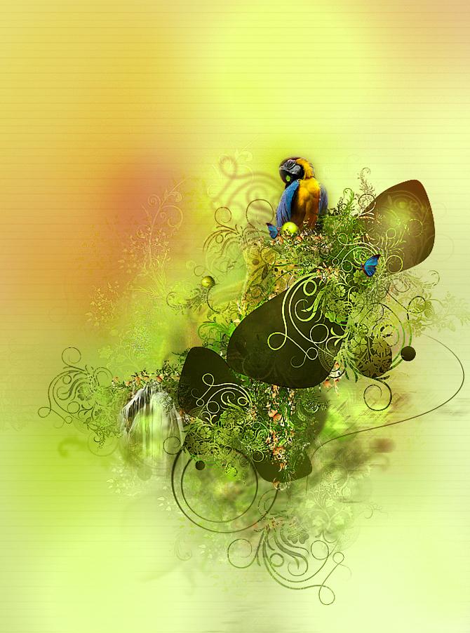 Little Jungle by Feni-x