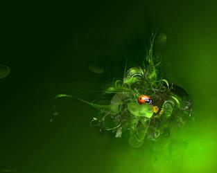 ladybug.ver.wallpaper by Feni-x