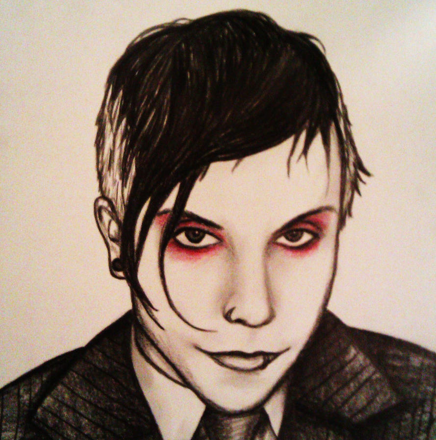 Frank Iero by duringthisoperation on DeviantArt