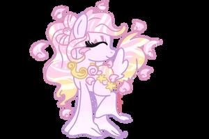 Pink Sapphire (FAWNPOND MYO) by Angel-Coffee