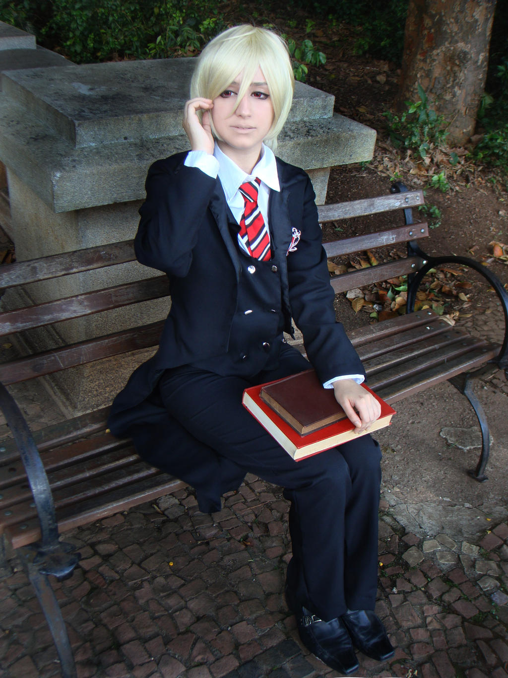 Weston College's Loneliest Student by dysama