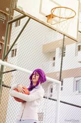 Murasakibara Atsushi - Basket by DyChanCos