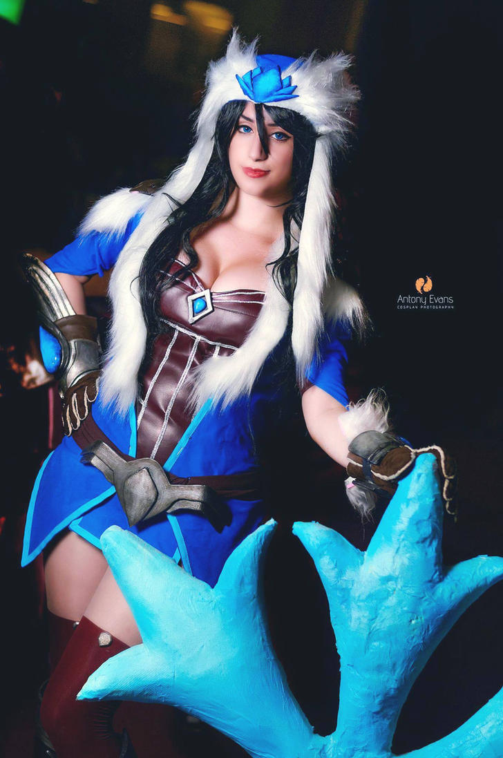 Snowstorm Sivir - League of Legends by DyChanCos