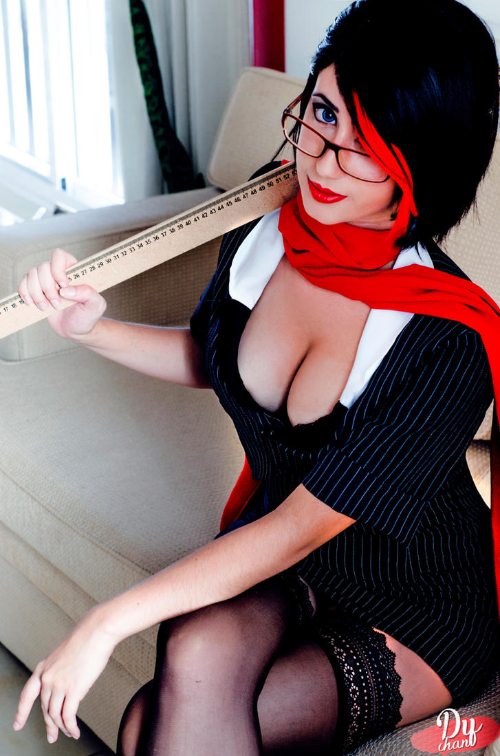 Headmistress Fiora - Cosplay by DyChanCos