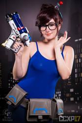 Cute Mei - Overwatch