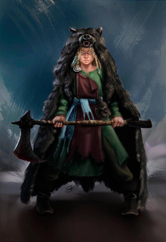 Writer of vikings