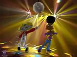 Arnold and Gerald - Disco Boys