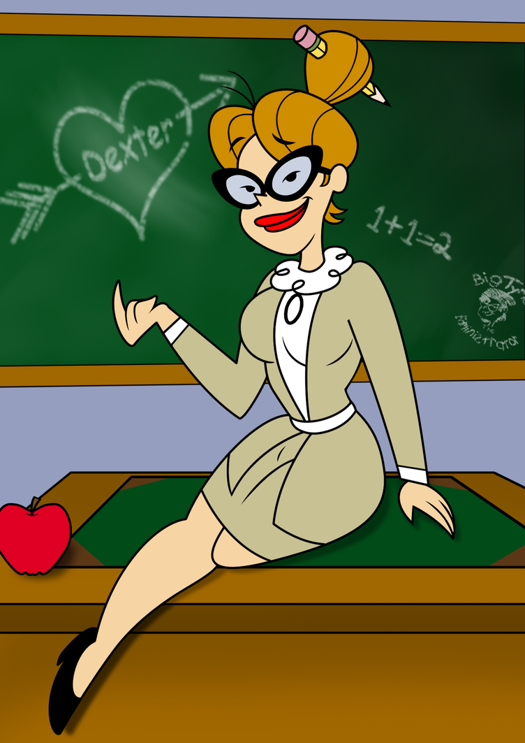 danny phantom sexy teacher