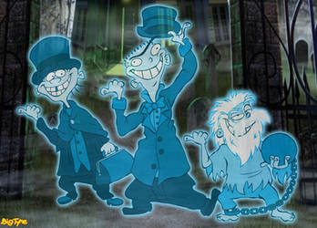 Halloween'16: Ed Edd n Eddy The Hitchhiking Ghosts by TheEdMinistrator765