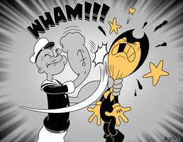 Popeye VS Bendy