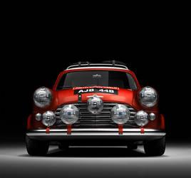1965 Morris Mini Cooper Rallye