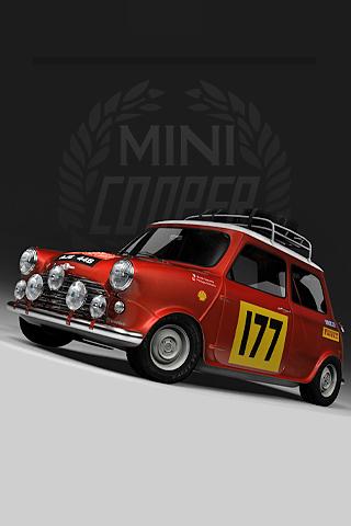 Morris Mini Cooper Rallye Side By Kokillo On Deviantart
