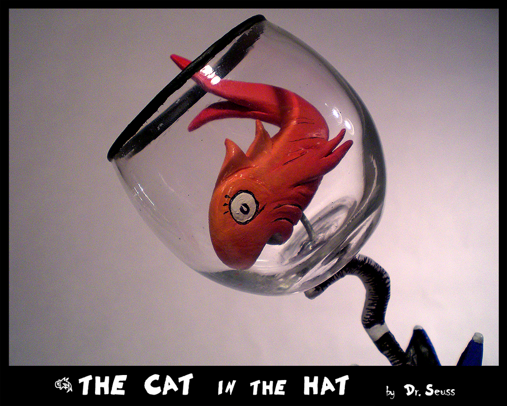 Cat in the hat the fish by kokillo on deviantart for Cat in the hat fish