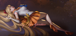 Sailor Venus by ElynGontier