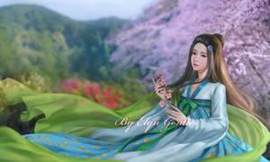 Chinese Girl (comm.)