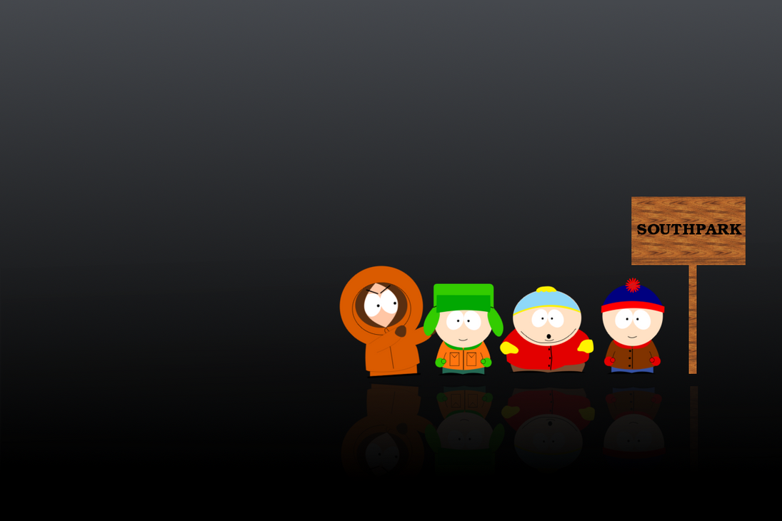 Must see Wallpaper Mac South Park - southpark_black_wallpaper_by_zakirs  2018_628668.png