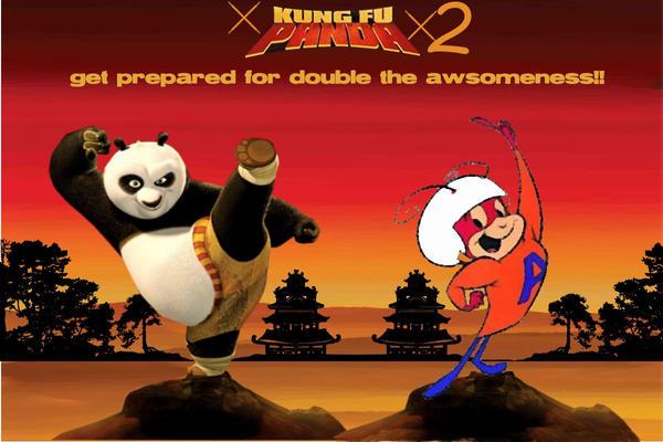 kungu panda and atom ant by zakirs