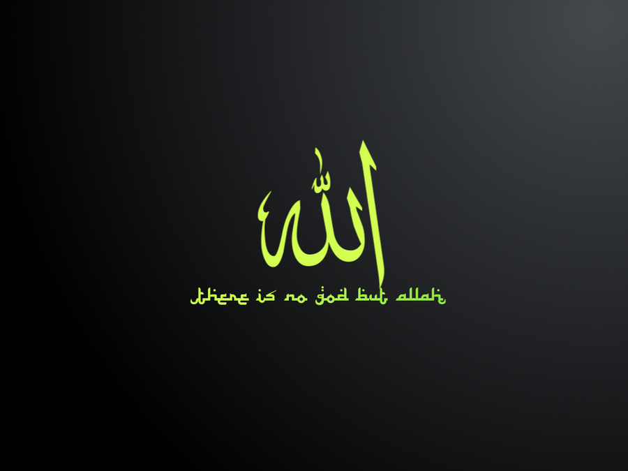One God Wallpaper by zakirs
