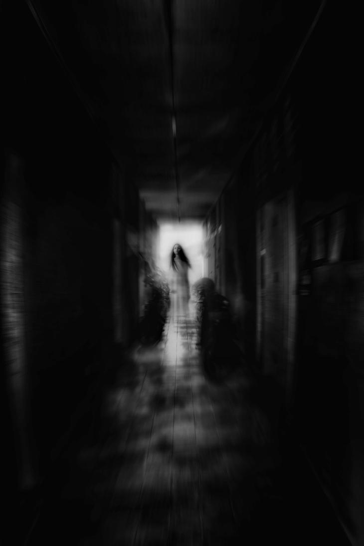 Dark Hallway By BhieMha ...