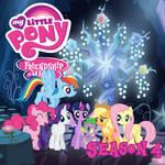 My Little Pony Season 4 iTunes Cover