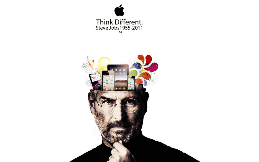 fcf0fc48cfc Think Different-Steve Jobs RIP by DanieLSsTyLe on DeviantArt