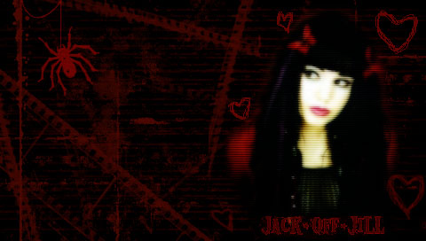 Jack Off Jill PSP Wallpaper By HikariDY