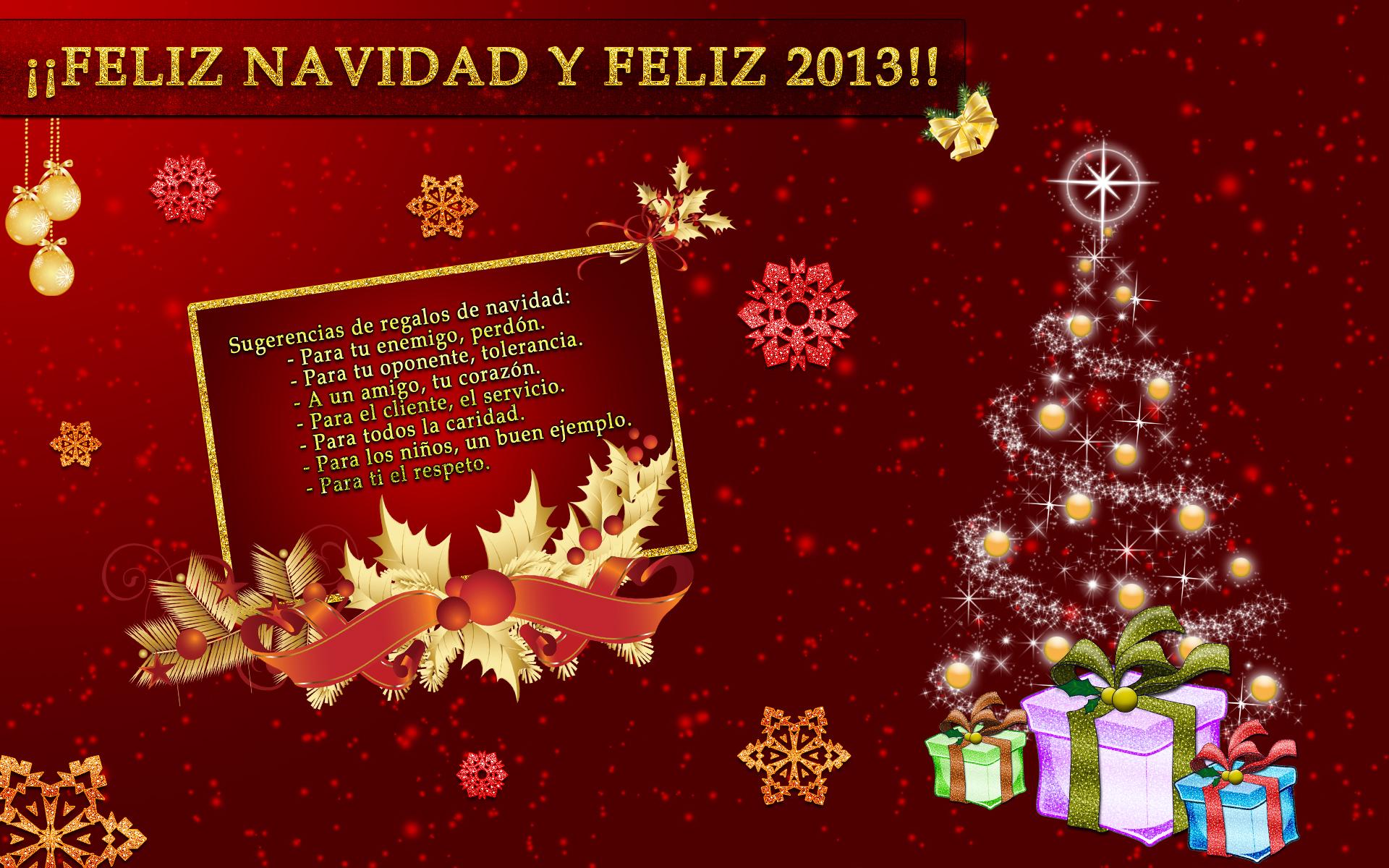 Postal navidad y fin de anio by helenha on deviantart - Postal navidad original ...