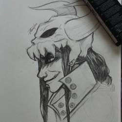 Warrior pena by modestartist20