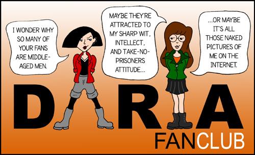 Daria Fan Club ID 1 by KemicalReaxion