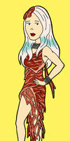 Ten Faces of Lady Gaga: Stacy