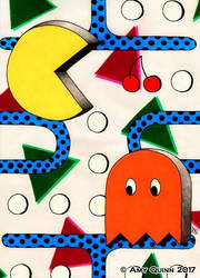 Nostalgia: Pacman Fever by KemicalReaxion