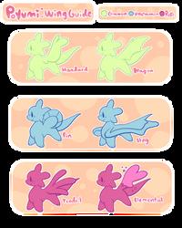 Poyu Wing Guide by ShadowmonStudios