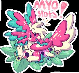 Poyumi MYO Slots! (Open) by ShadowmonStudios