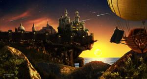Journey to the Hero's City