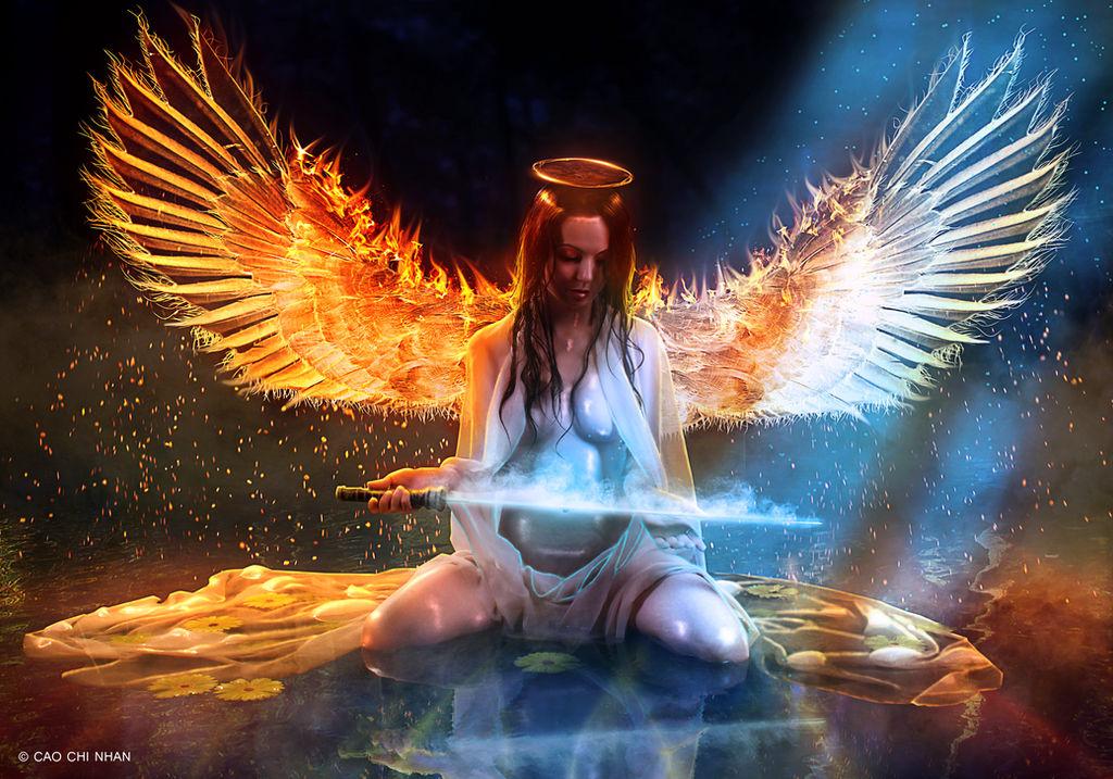 Angel Reborn by CaoChiNhan