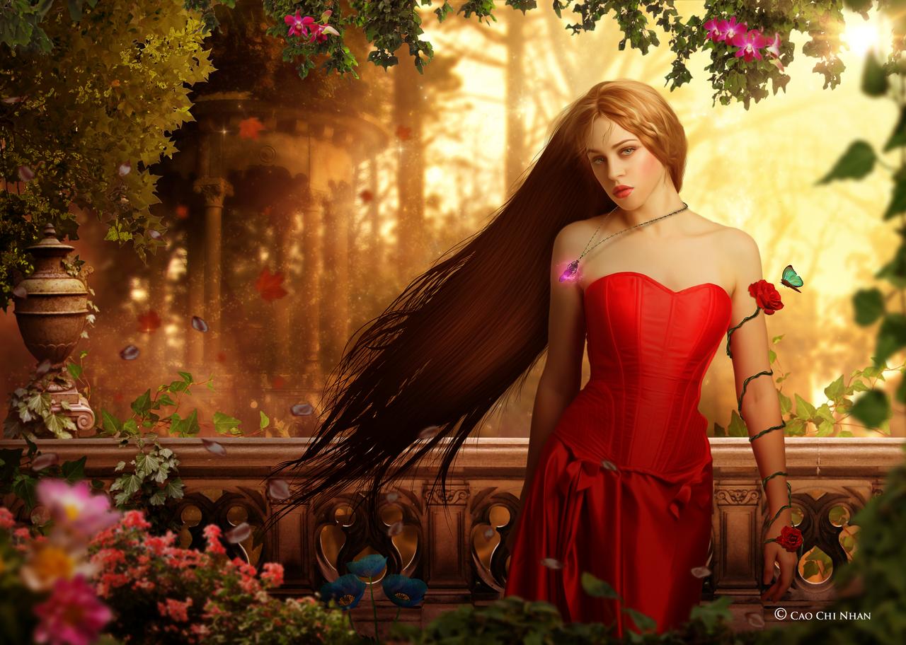 Secret Garden by CaoChiNhan
