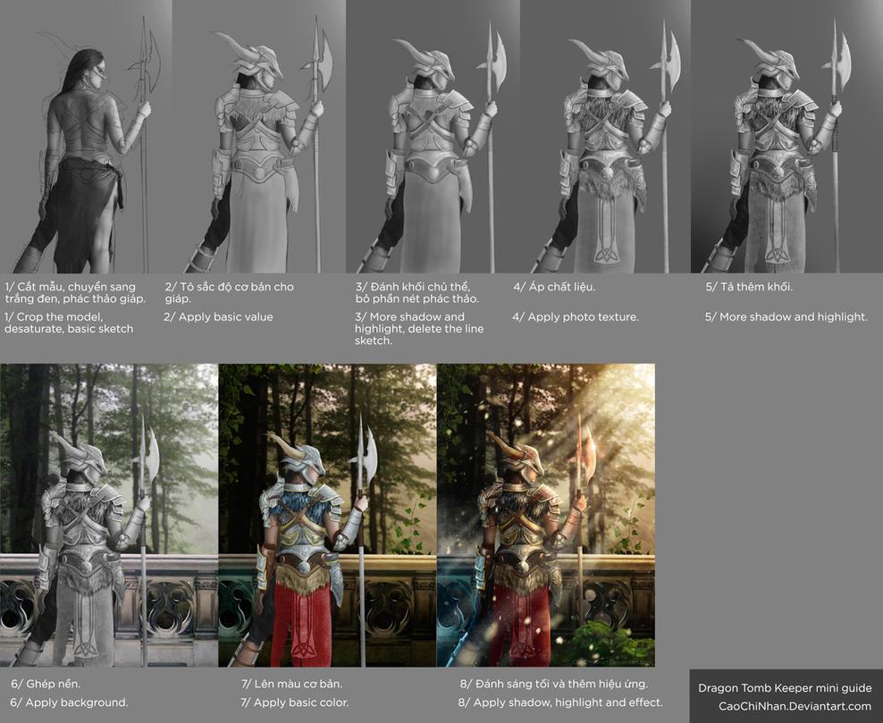 Dragon Tomb Keeper Mini Guide by CaoChiNhan
