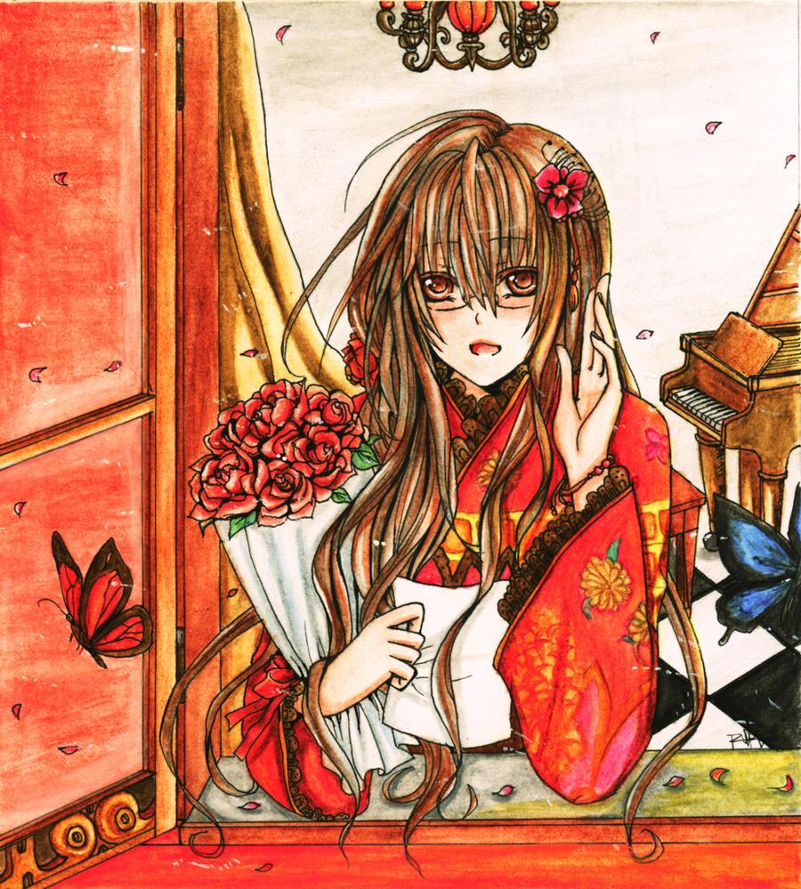Arigatou... by RukaVermillion15