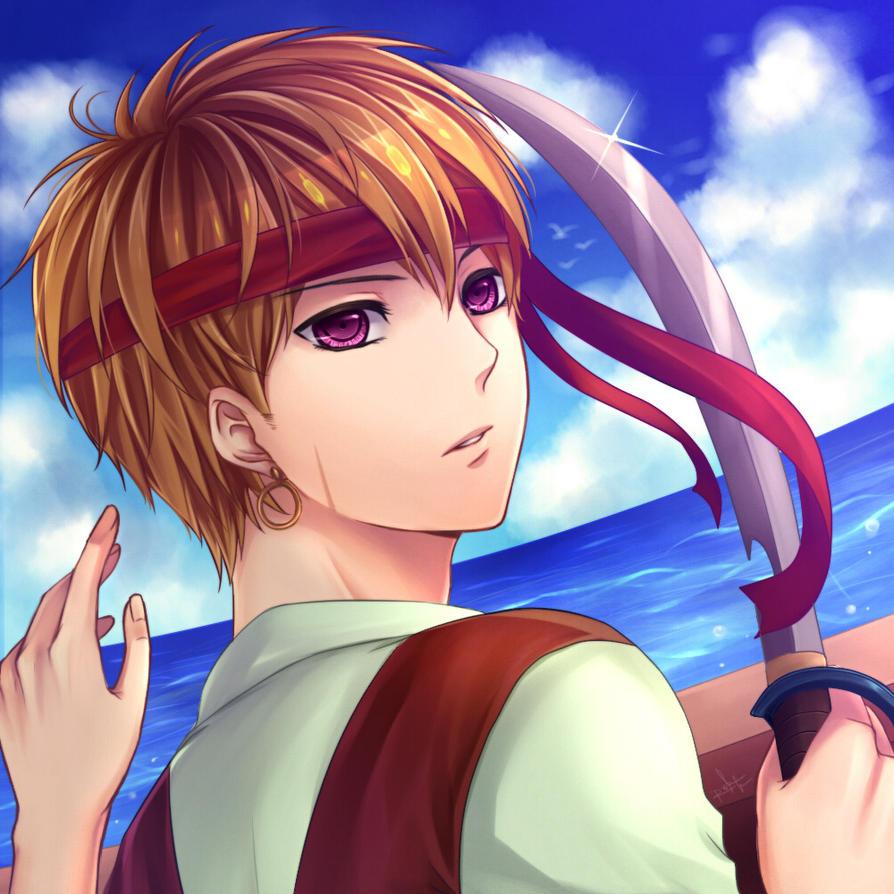 Pirate boy by RukaVermillion15