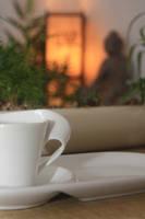 Tea cup by yiolo