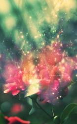 Vash mir ne moya - Digital flowers by yiolo