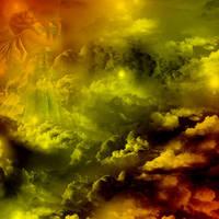 ANGEL IN HEAVEN 2 by mysticdesigner