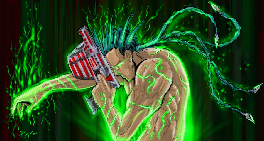 Gunfighter by psypher101 on deviantart - Gunfighter wallpaper ...