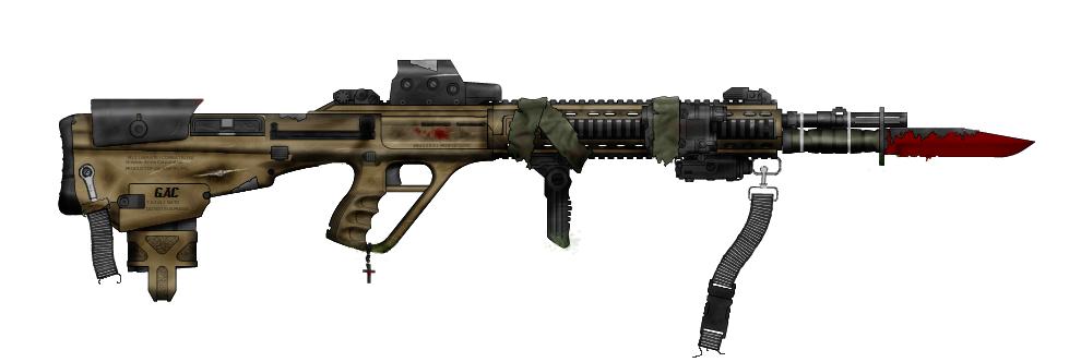 M12 ICR (Old, Gen-1) by SomeNavySEALs
