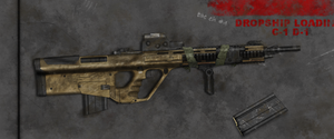 M12A1 Infantry Combat Rifle (Old, Gen-3) by SomeNavySEALs