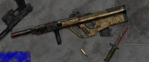 M5A1 Close Quarters Infantry Rifle (Old, Gen-3)