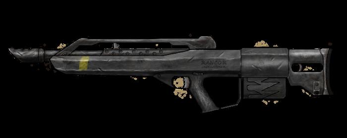MK-3 MOD 0 Rancor Jackhammer by SomeNavySEALs