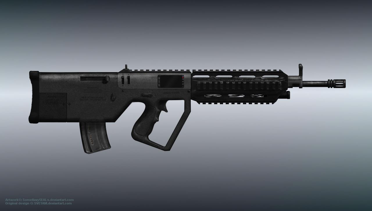 Z/M10 UCAR (Free request) by SomeNavySEALs