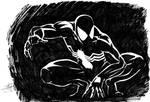 Spidey Black Costume