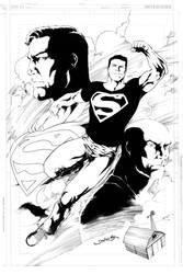 Superboy by danielhdr